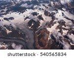 Himalayan Range From Bird Eye...