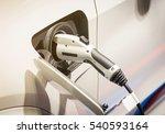 selective focus electric...   Shutterstock . vector #540593164