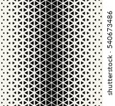 abstract geometric black and... | Shutterstock .eps vector #540673486