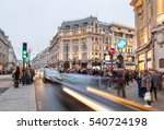 london  england   december 17 ...   Shutterstock . vector #540724198