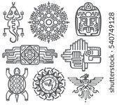 Ancient Mexican Vector...