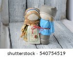 doll charms | Shutterstock . vector #540754519