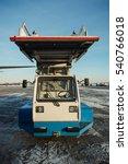 boryspil  ukraine   december 07 ... | Shutterstock . vector #540766018