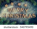 Phraze Merry Christmas From...
