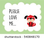 cute puppy please love me...