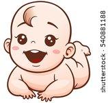 vector illustration of cartoon...   Shutterstock .eps vector #540881188