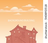 background building for game... | Shutterstock .eps vector #540893518