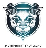 hand drawn beautiful artwork of ... | Shutterstock .eps vector #540916240