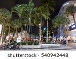 miami beach  florida   december ... | Shutterstock . vector #540942448