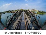 The Famous Railway Bridge On...