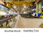workshop on production of... | Shutterstock . vector #540981724