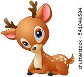 vector illustration of cute...   Shutterstock .eps vector #541046584