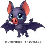 vector illustration of cute... | Shutterstock .eps vector #541046638