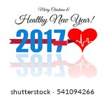 congratulations to the healthy... | Shutterstock .eps vector #541094266