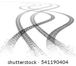 vector illustration of four... | Shutterstock .eps vector #541190404
