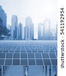 solar energy | Shutterstock . vector #541192954