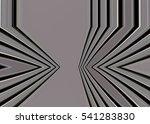 abstract design in gray  black... | Shutterstock . vector #541283830