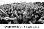 belgrade  serbia   june 28th ... | Shutterstock . vector #541313218