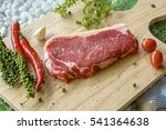 Small photo of Strip loin steak