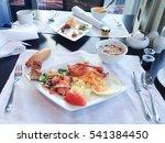 food  croatia | Shutterstock . vector #541384450