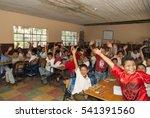 guatemala  jutiapa   may 14 ... | Shutterstock . vector #541391560