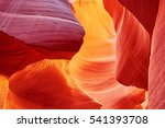 Lower Antelope Canyon In The...