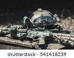 the machine   machine gun  army ...   Shutterstock . vector #541418239