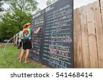 hot springs  nc   july 7 ... | Shutterstock . vector #541468414