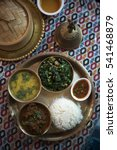 Traditional Nepalese Food  ...