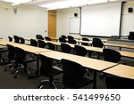 close up on classroom  seat ... | Shutterstock . vector #541499650