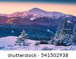 Winter Carpathian Forest...