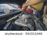 kuala lumpur  22 dec 2016.... | Shutterstock . vector #541511440