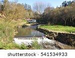 brook  river  water | Shutterstock . vector #541534933