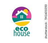 vector logo house | Shutterstock .eps vector #541601050