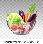 colorful still life painting... | Shutterstock .eps vector #541606210