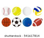 ball | Shutterstock .eps vector #541617814