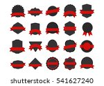 badges template | Shutterstock .eps vector #541627240
