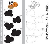 Balls With Different Shadows T...