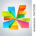 Colorful Copyspace Rectangular...