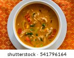 Creamy Tom Yam Soup With...