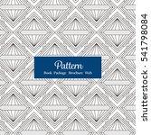 vector seamless pattern for... | Shutterstock .eps vector #541798084