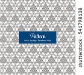 vector seamless pattern for... | Shutterstock .eps vector #541798138