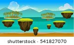 sea game background with...