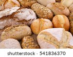 bread | Shutterstock . vector #541836370