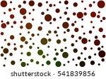 dark green red vector banners... | Shutterstock .eps vector #541839856
