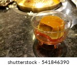 yummy pudding | Shutterstock . vector #541846390