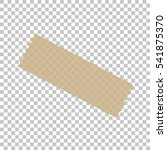 adhesive masking paper sticky... | Shutterstock .eps vector #541875370