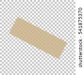 adhesive masking paper sticky... | Shutterstock .eps vector #541875370