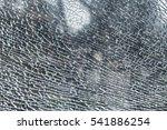 broken glass | Shutterstock . vector #541886254