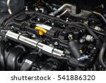 car engine | Shutterstock . vector #541886320